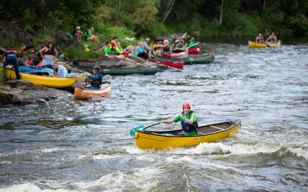 Churchill Whitewater Festival Blog Post – Celebrating 2018!