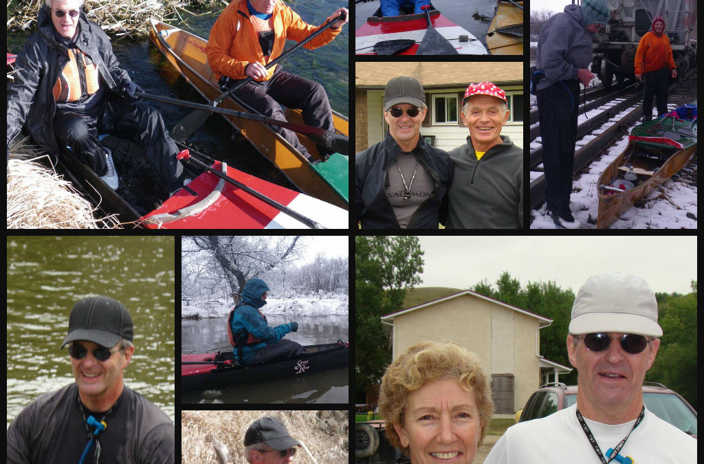 Volunteers Make the Difference – Remembering Merv Woods with Regina Marathon Canoe Club