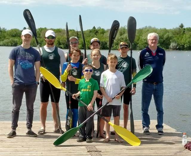 Wascana Racing Canoe Club Hosting CanoeKids Course!