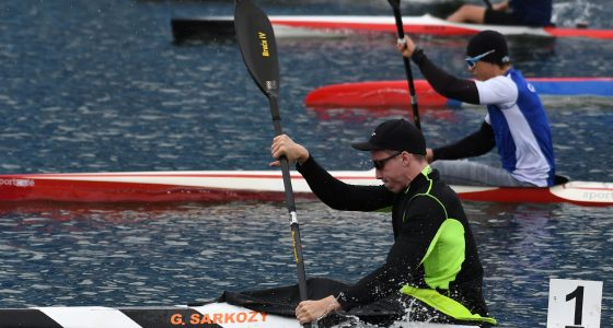Canoe Kayak Saskatchewan Athletes Positioned High in National Team Trials