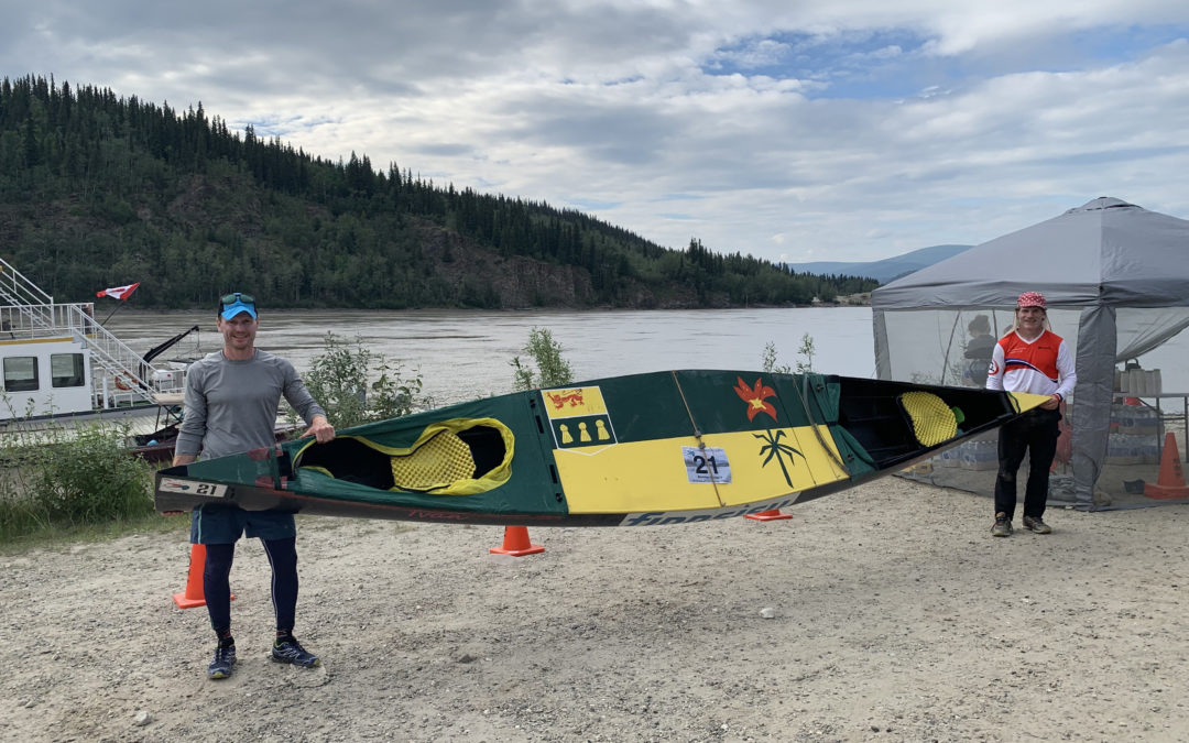 Saskatchewan Marathon Canoe Athletes Win June Athlete of the Month Award